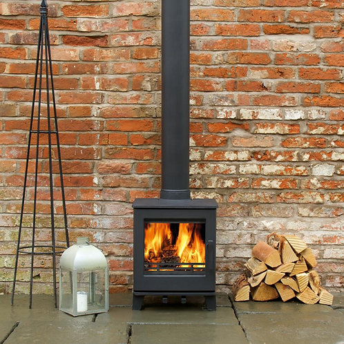 Acr Woodpecker WP4 Multi Fuel Stove
