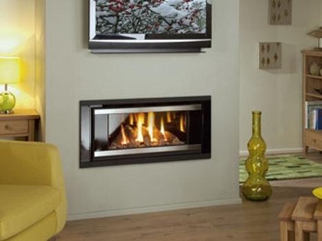 Nu Flame Synergy Ellesse (LPG) Echo Trim Gas Fire