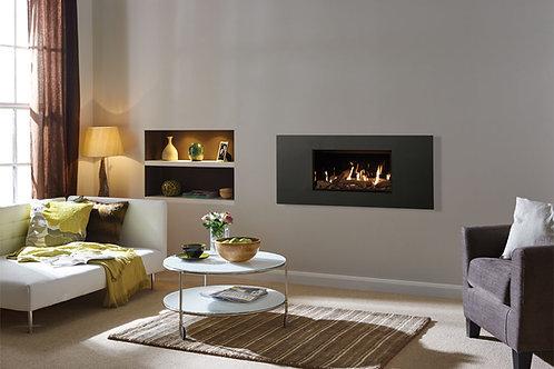 Gazco Studio Steel Gas Fire