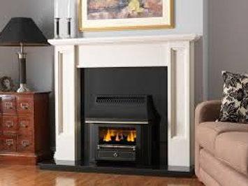 Valor Black Beauty Slimline Outset Gas Fire