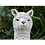 Thumbnail: Dutch Imports Llama (White)