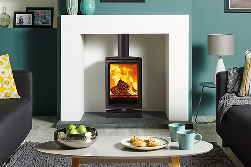 Stovax Vogue Small T Wood Burning & Multi-fuel Stove