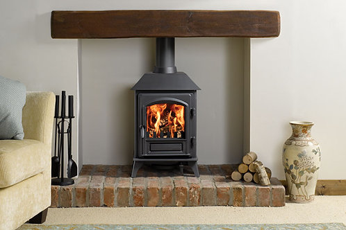 Stovax Riva Plus Small Wood Burning Stoves & Multi-fuel Stove