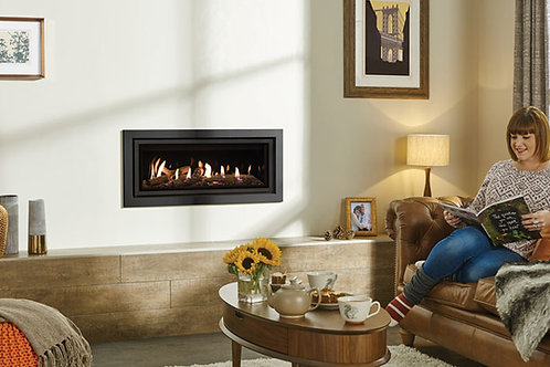 Gazco Studio Profil Gas Fire