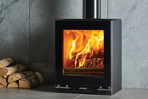 Stovax Vision Small Wood Burning Stoves & Multi-fuel Stove