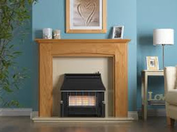 Valor Helmsley Radiant Electronic Outset Gas Fire