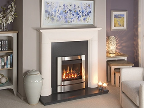 Nu Flame Vitesse CF (NG) Arc Trim Gas Fire