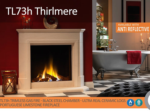 Vision Trimline TL73H Gas Fire