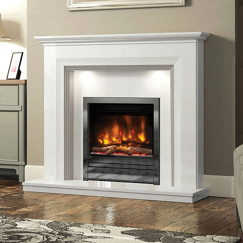 """22""""-16"""" Chollerton Inset Electric Fire"""