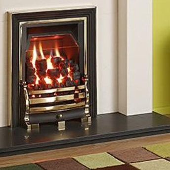 Nu Flame Energis Slimline Vista+ (LPG) Gas Fire