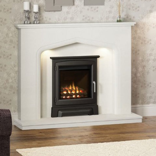 Broseley Balanced Flue inset gas fire