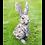 Thumbnail: Dutch Imports Rabbit - Wood Effect 2