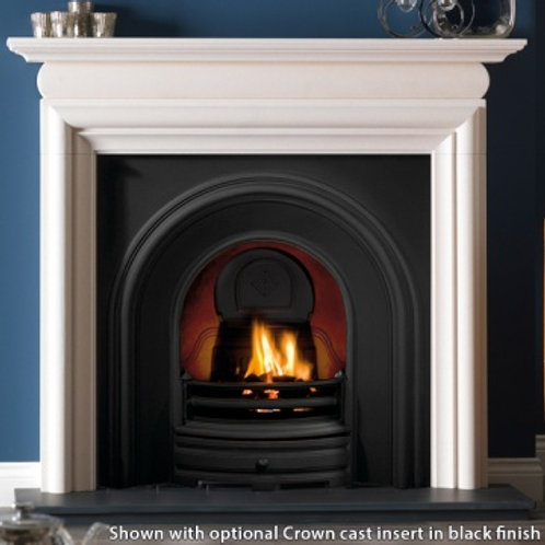 Gallery Asquith Limestone Mantel