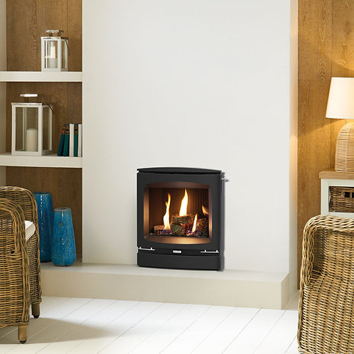 GAZCO LOGIC HE VOGUE BALANCED FLUE GAS FIRE