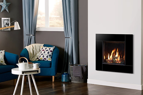Gazco Riva2 400 Icon XS Edge Gas Fire