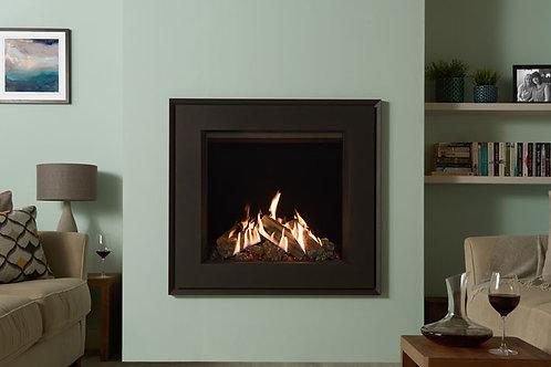 Gazco Reflex 75T Evoke Steel Gas Fire