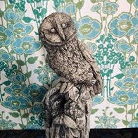 Stone Owl Standing