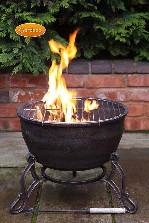 Gardeco Elidir Fire Bowl