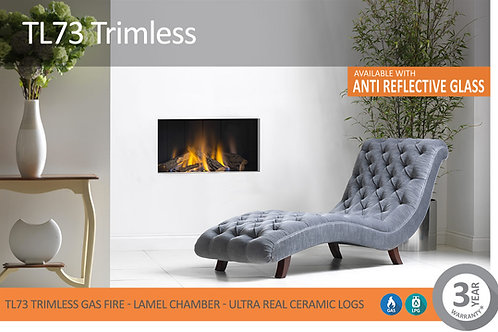 Vision Trimline TL73 Gas Fire