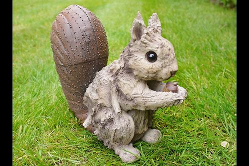 Dutch Imports Squirrel - Wood Effect
