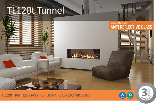Vision Trimline TL120T Gas Fire