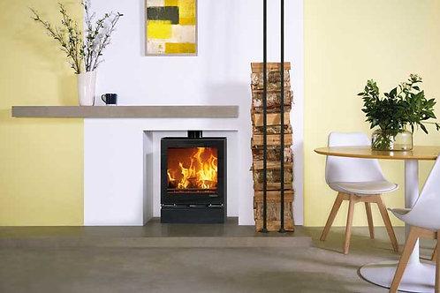 Stovax Vision Medium Slimline Wood Burning Stoves & Multi-fuel Stove