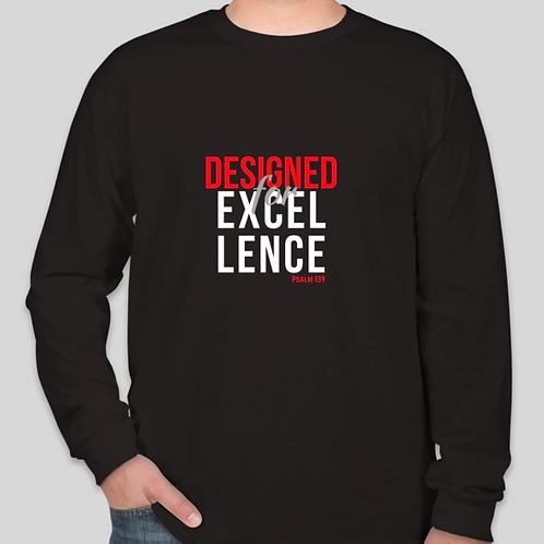 Designed4Excellence Long-Sleeve (Men)