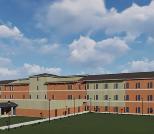 Modular Barracks