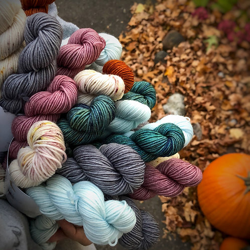 Mini Skein Grab Bag Sets