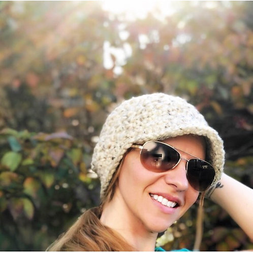 The Hunter Hat Crochet Pattern
