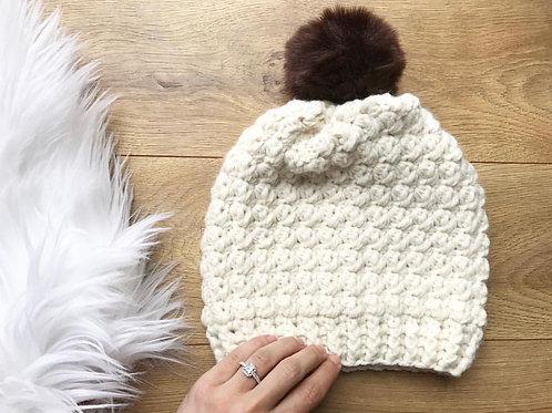 The Willow Crochet Beanie Pattern