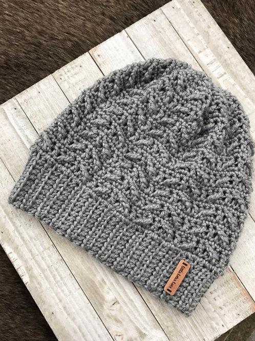 The Broadway Beanie Crochet Pattern