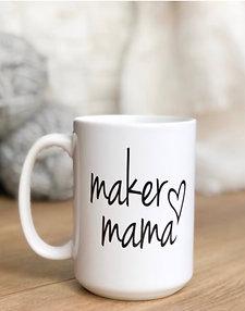 Maker Mama Mug