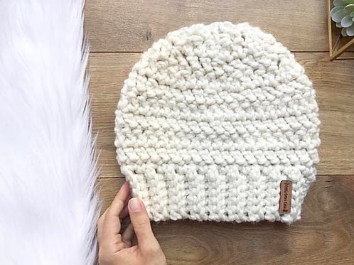 The Kennedy Beanie Crochet Pattern