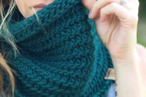 The Bristol Cowl Crochet Pattern