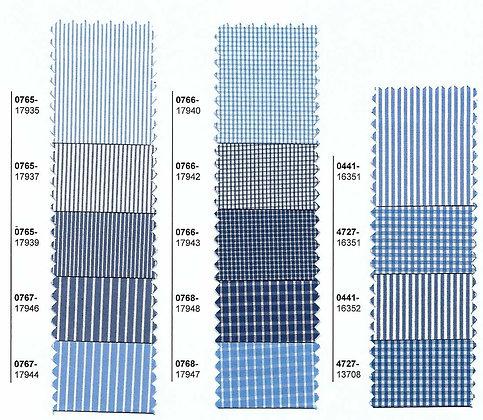 STRETCH CLASSICS ΎφασμαΒαμβακερό με Ελαστάν Καρω- Ρίγα