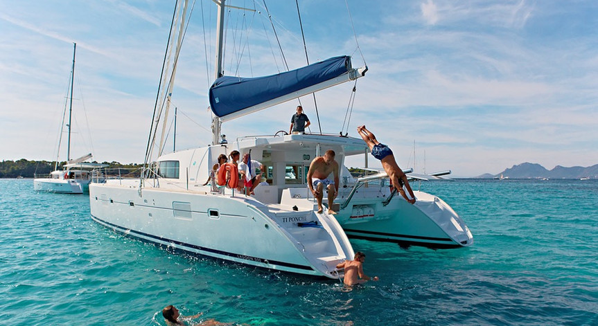 Sail in Greece on a private crewed yacht