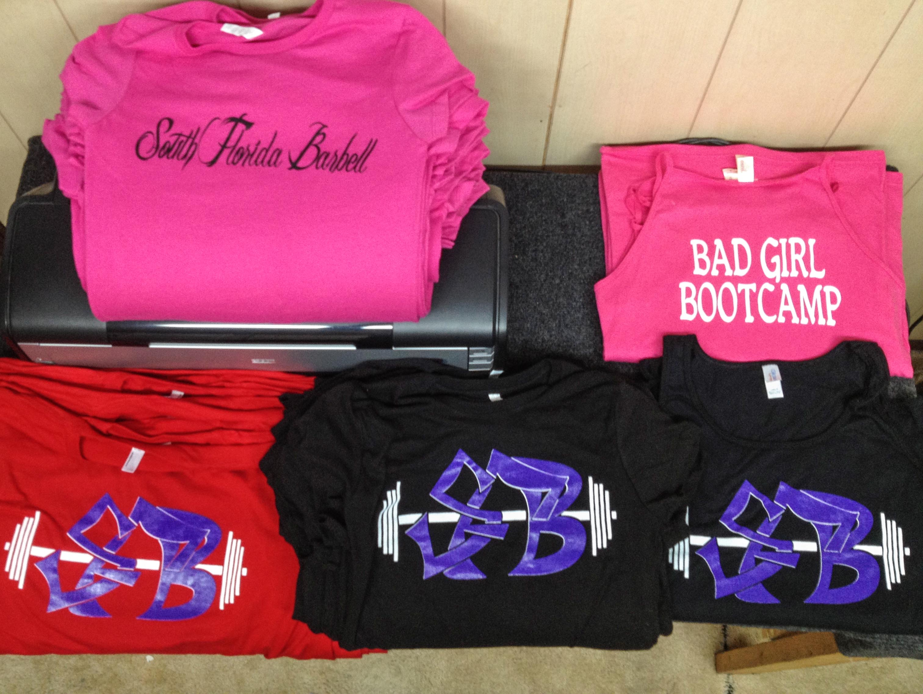 SFB Tees and Tanks