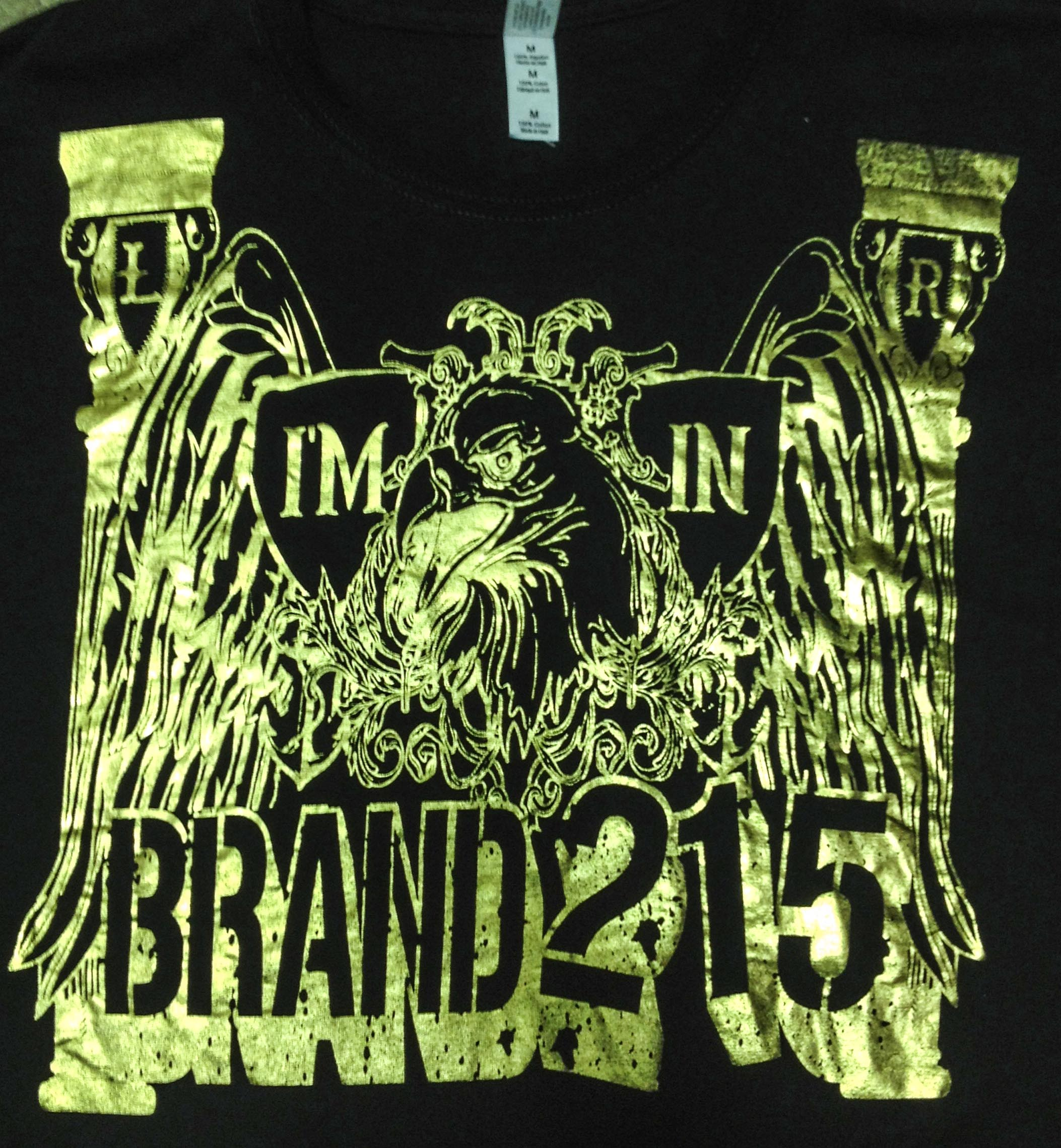 Foil I'm In Fashion Tee