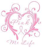 Pink Me Life Banner Logo