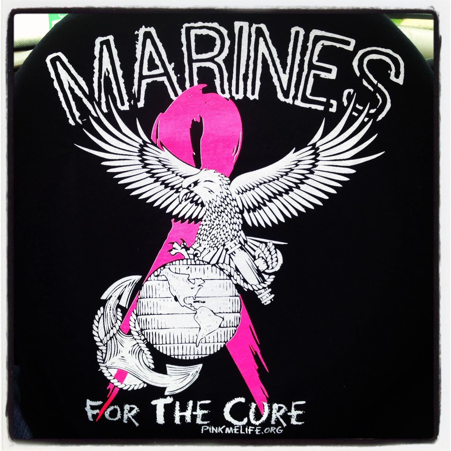Marines For The Cure