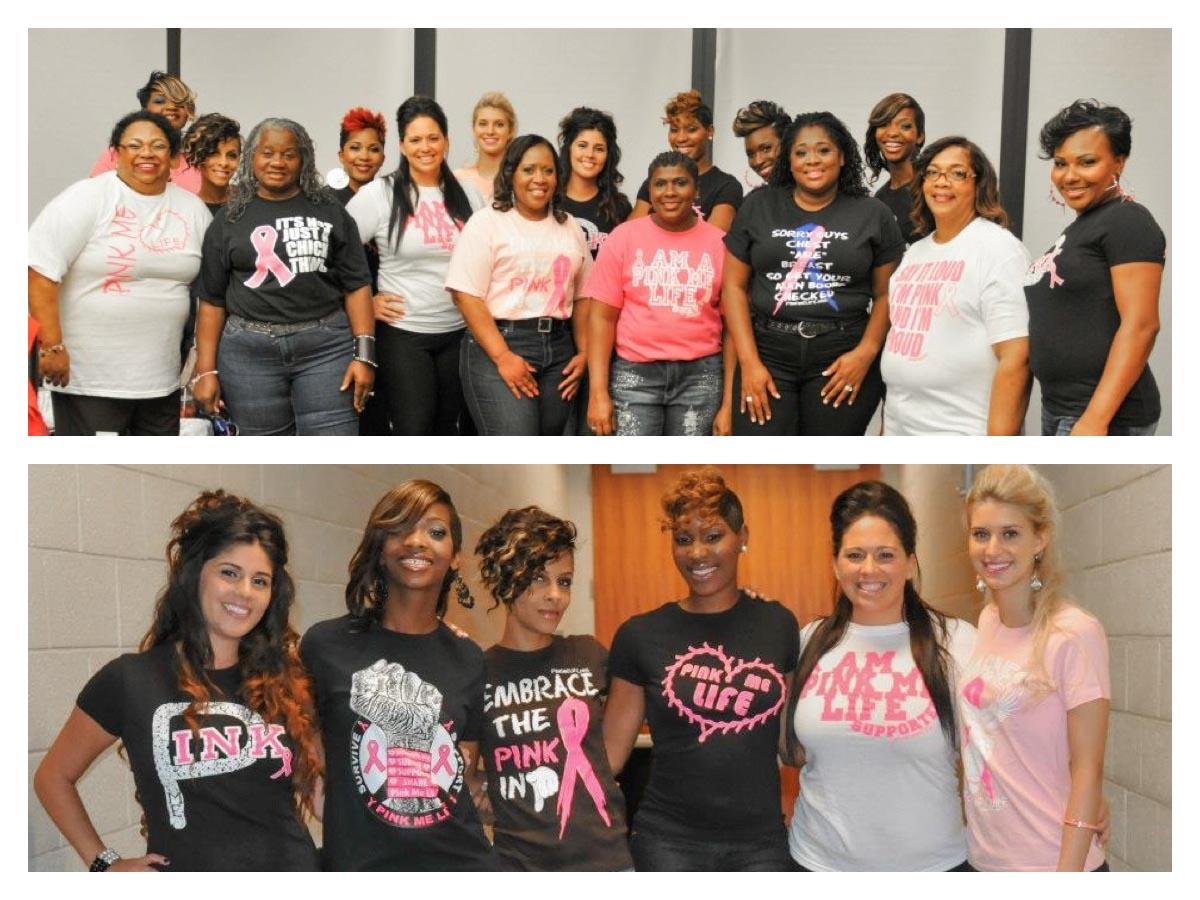 Pink Strydes Affair 2012