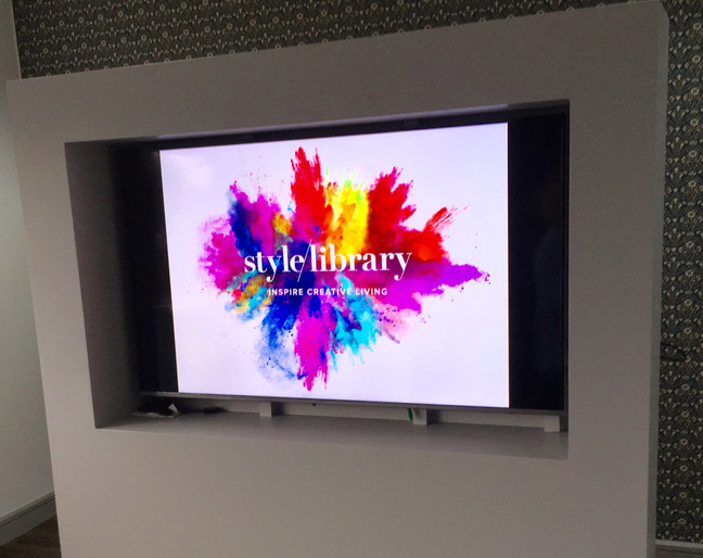 A Welcome Away Day at Style Library