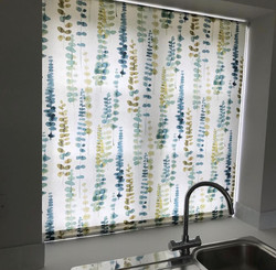 Laminated Fabric Roller Blind