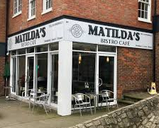 Matilda's cafe