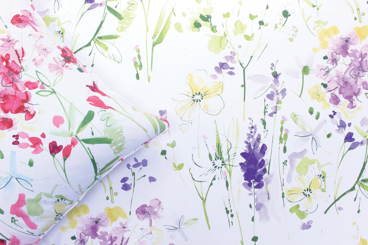 Meadow flowers by Blendworth