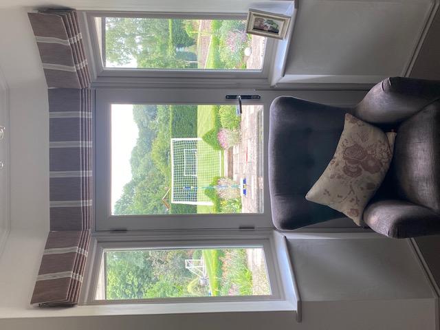 Tricky Bay Window