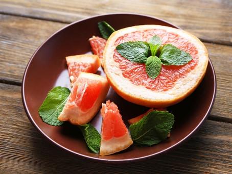 PAMPLEMOUSSE : un fruit aux multiples vertus