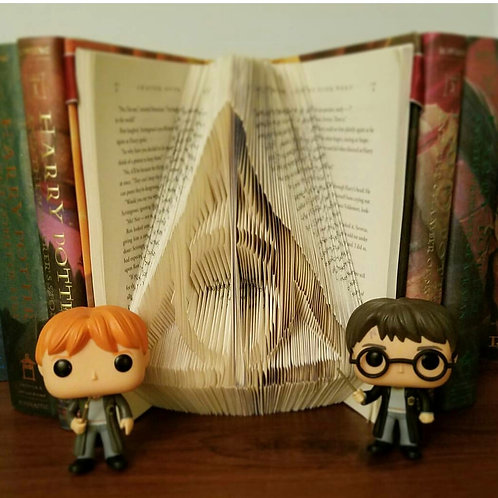 Deathly Hallows in Book 7