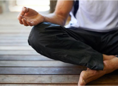 An Ironic Stigma of Men Practicing Yoga